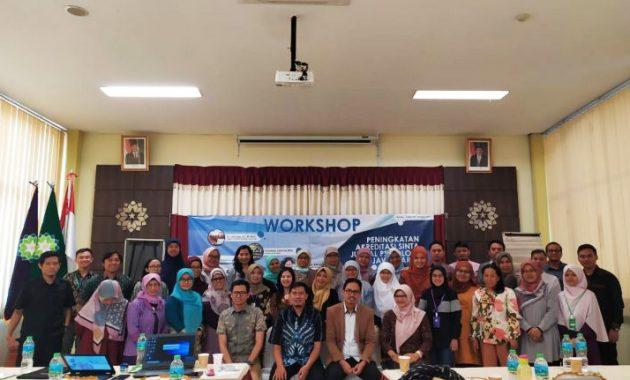 Workshop Peningkatan Akreditasi SINTA Jurnal Psikologi se-Jawa Barat