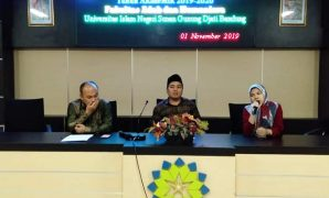 Pembekalan orientasi PPL Mahasiswa Bahasa & Sastra Arab UIN Bandung