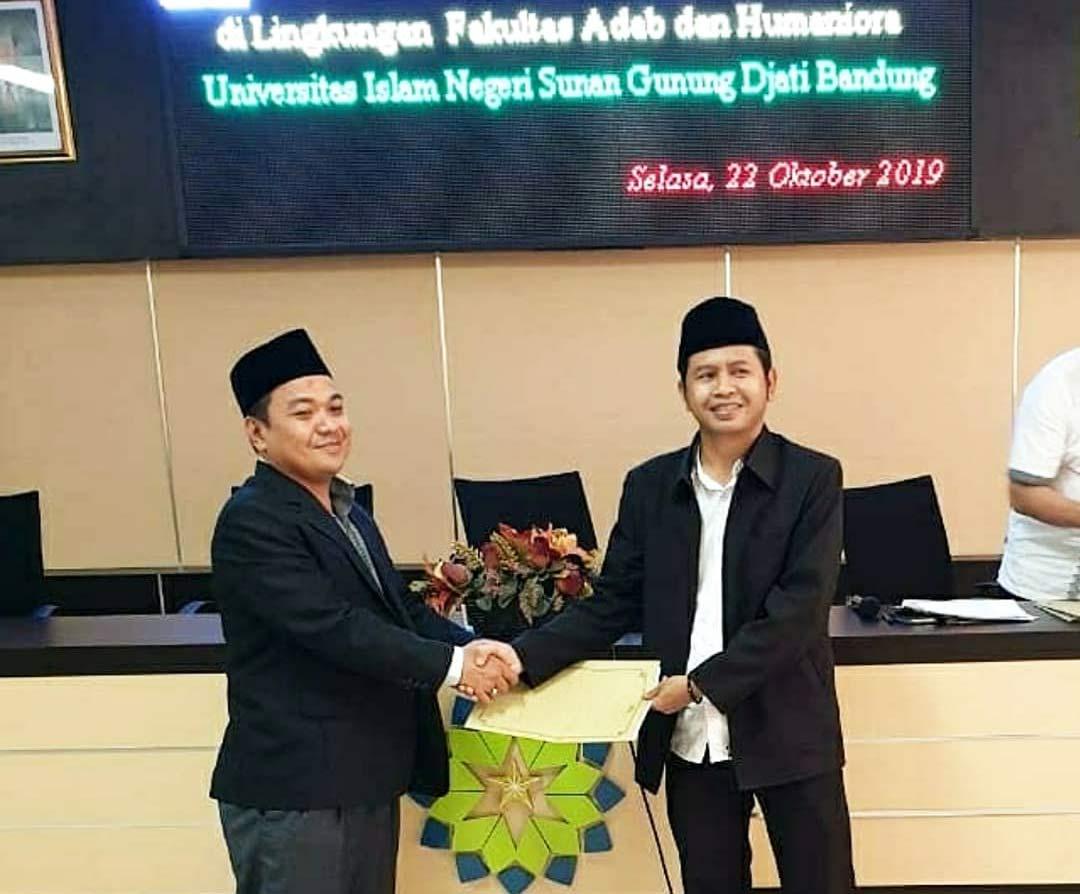 Acara Pisah Sambut Ketua Prodi BSA UIN Bandung Berlangsung Hangat