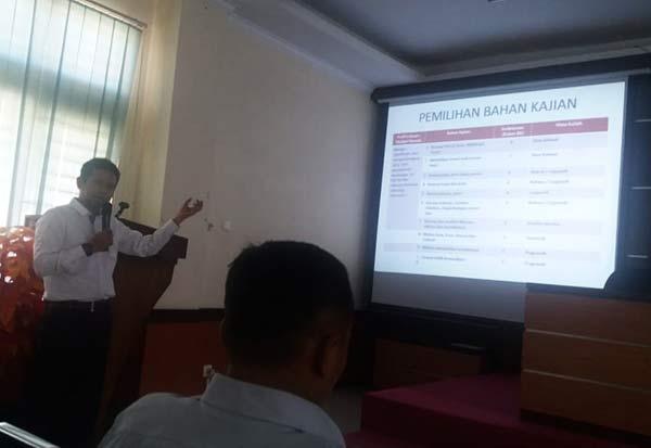 Ketua Pusat Audit dan Pengendalian Mutu UIN Bandung