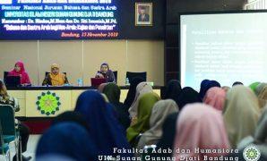 Seminar Bahasa dan Sastra Arab UIN Bandung