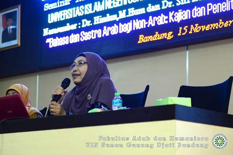 Bahasa Sastra Arab UIN Sunan Gunung Djati Bandung