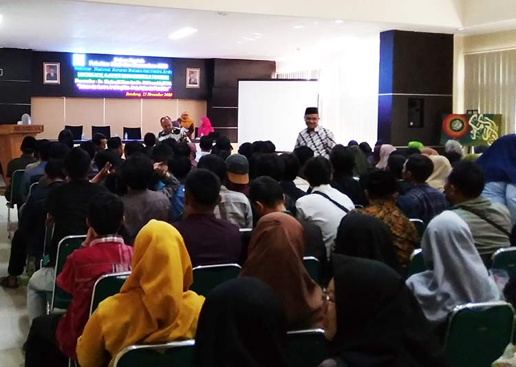 Jurusan Bahasa dan Sastra Arab UIN Bandung