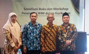 Sosialisasi Buku dan Workshop Penerapan WMI dalam Kurikulum