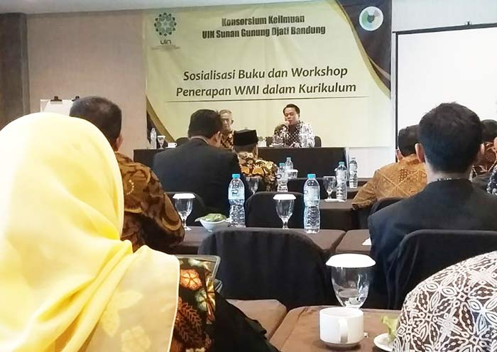 Sosialisasi dan workshop WMI di Nevanna Lembang