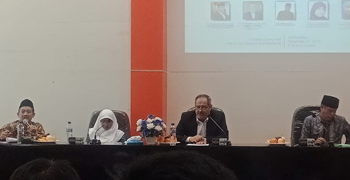 Seminar Internasional Kesetaraan Gender di UIN Bandung