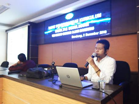 Ketua Pusat Audit dan Pengendalian Mutu LPM UIN Bandung