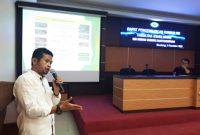 Rohanda di acara pembahasan pengembangan kurikulum di fakultas Ushuluddin