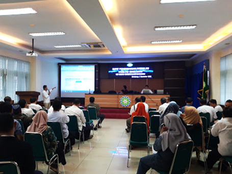 Ketua Pusat Audit dan Pengendalian Mutu LPM UIN SGD Bandung