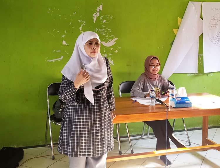 Ketua PSGA UIN Bandung Soroti Diskriminasi Terhadap Kelompok Rentan Di Acara SKPP Bawaslu Kota Banjar