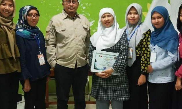 Dr. Akmaliyah, M.Ag. UIN Bandung