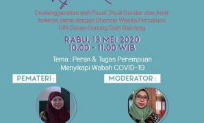 Kajian Ramadhan PSGA bersama Dr. Akmlaiyah