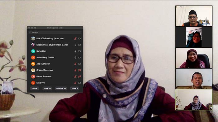Dharma Wanita Persatuan (DWP) UIN Bandung
