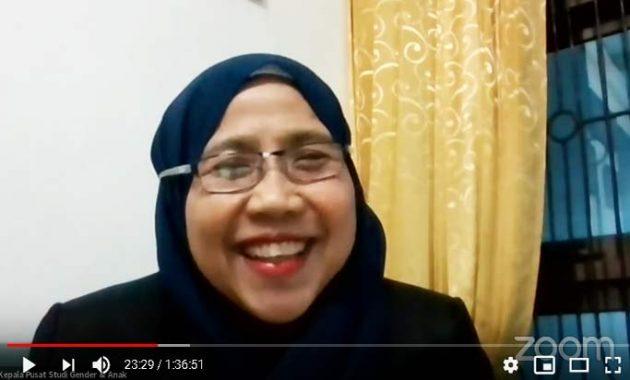 Dr Akmaliyah tadarus kebangsaan DEEP Indonesia
