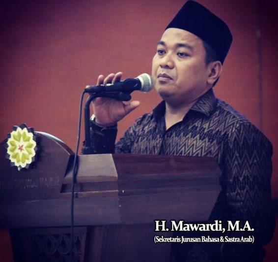 H. Mawardi, M.A UIN Bandung